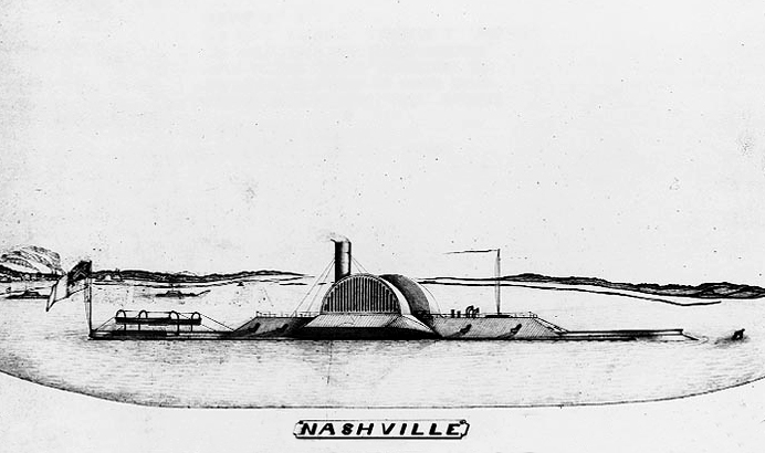 Confederate Navy in Alabama | Encyclopedia of Alabama