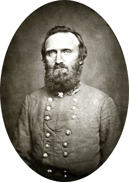 Quick facts on stonewall jackson confederate