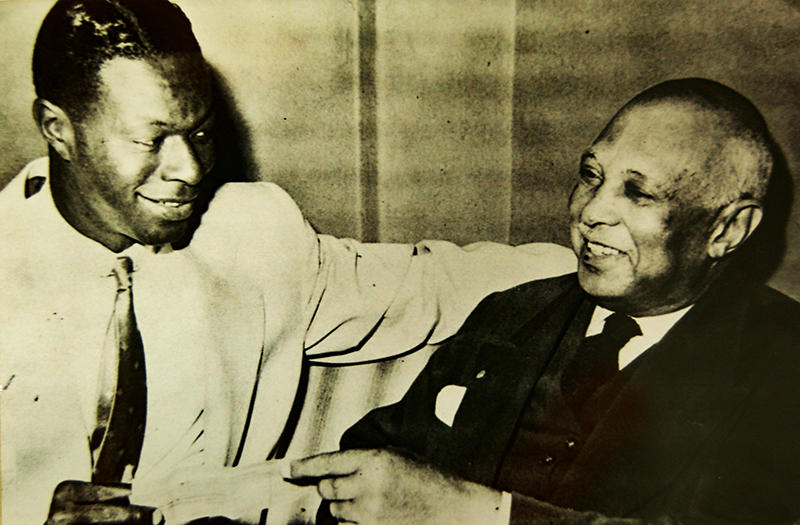 Nat King Cole And W C Handy Encyclopedia Of Alabama