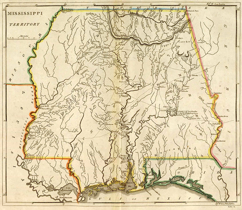 Territorial Period and Early Statehood | Encyclopedia of Alabama