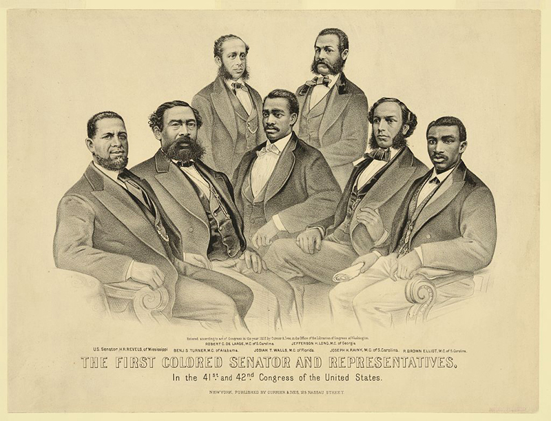congressional reconstruction Presidential reconstruction  and some even sought to regain their congressional seniority johnson's vision of reconstruction had proved remarkably lenient very.