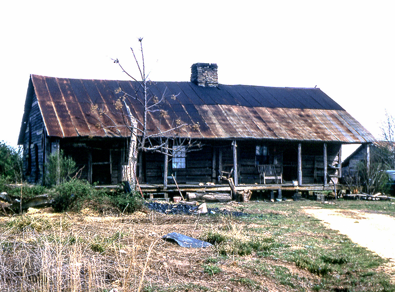 Alabama history folk house project