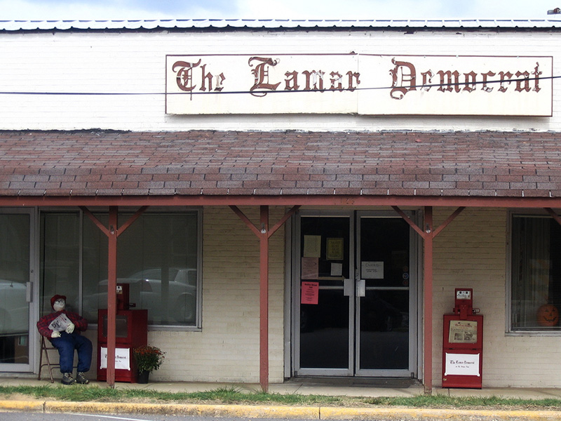 The Lamar Democrat and Sulligent News | Encyclopedia of ...