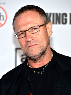 Michael Rooker law and order